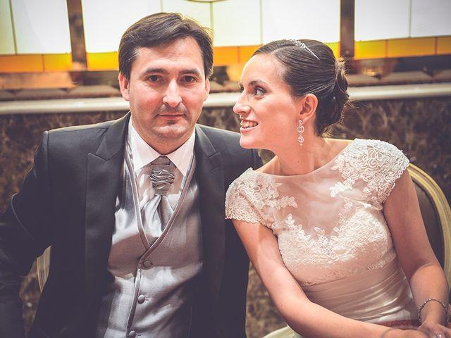 La boda de Miguel y Emma en Vilamarxant, Valencia 69