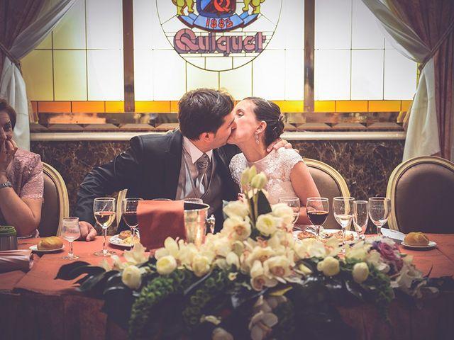 La boda de Miguel y Emma en Vilamarxant, Valencia 70