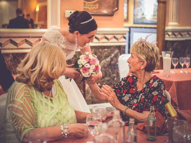 La boda de Miguel y Emma en Beniparrell, Valencia 72