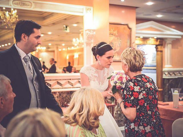 La boda de Miguel y Emma en Beniparrell, Valencia 74