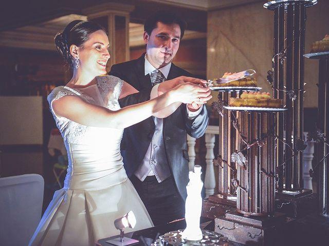 La boda de Miguel y Emma en Vilamarxant, Valencia 78