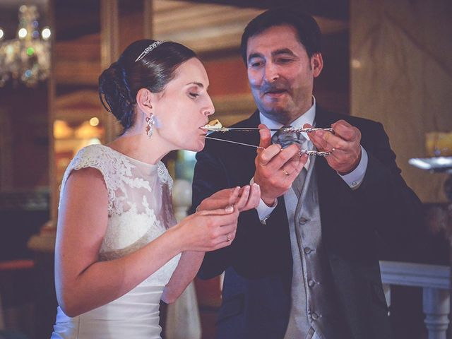 La boda de Miguel y Emma en Beniparrell, Valencia 79