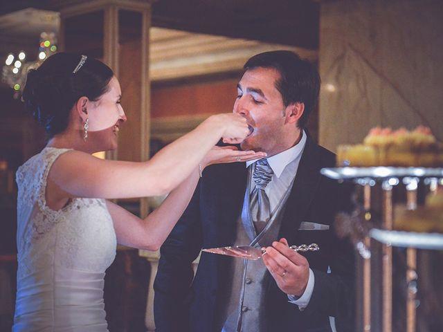 La boda de Miguel y Emma en Vilamarxant, Valencia 80