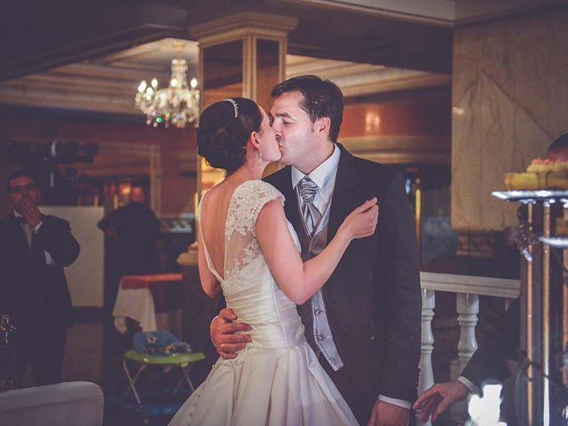 La boda de Miguel y Emma en Vilamarxant, Valencia 81