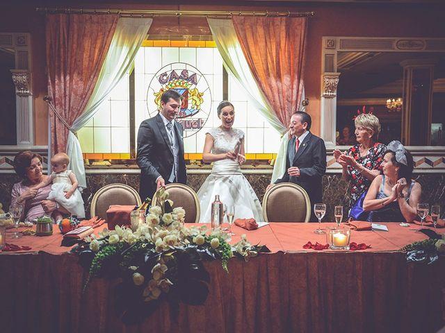 La boda de Miguel y Emma en Vilamarxant, Valencia 82
