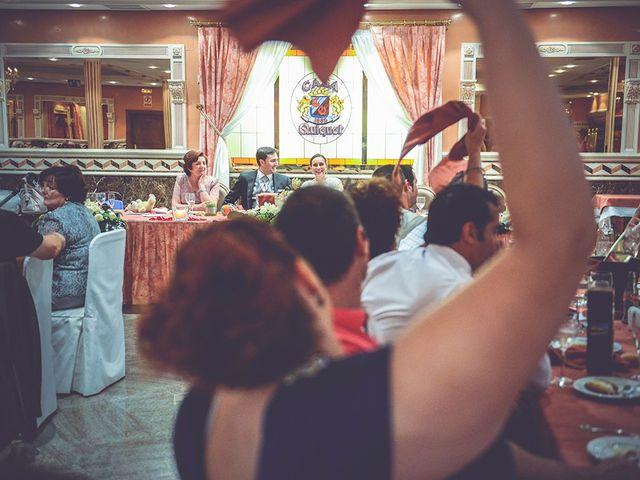 La boda de Miguel y Emma en Vilamarxant, Valencia 83