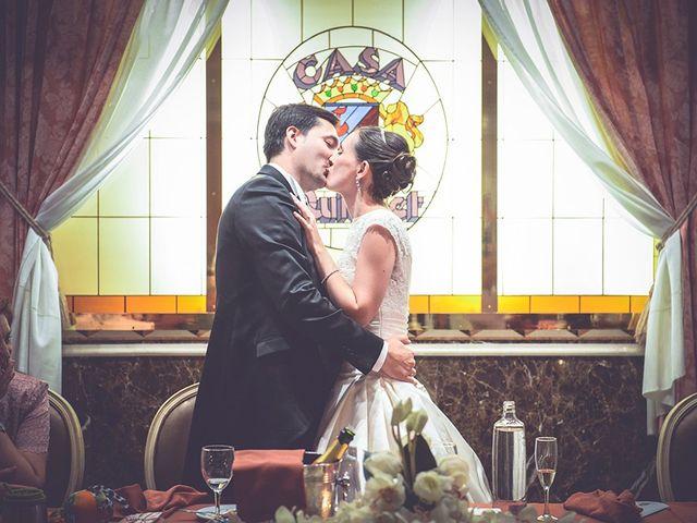 La boda de Miguel y Emma en Vilamarxant, Valencia 85