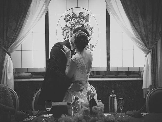 La boda de Miguel y Emma en Vilamarxant, Valencia 86