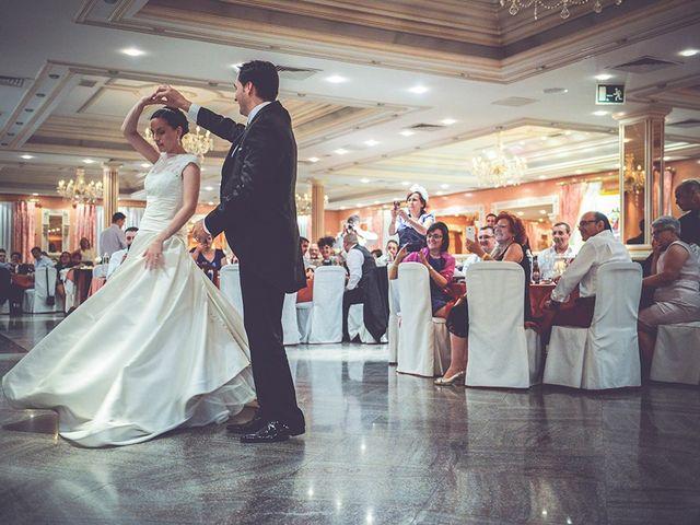 La boda de Miguel y Emma en Beniparrell, Valencia 90
