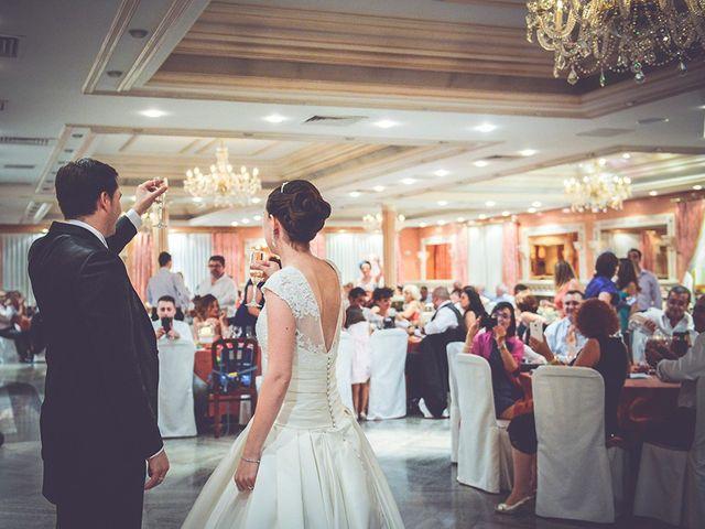 La boda de Miguel y Emma en Vilamarxant, Valencia 91