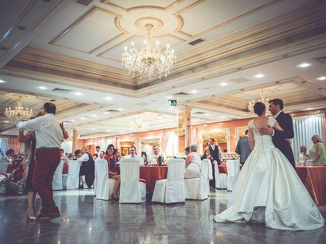 La boda de Miguel y Emma en Beniparrell, Valencia 93