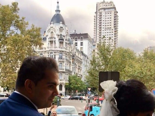 La boda de Alvaro y Paula en Madrid, Madrid 2