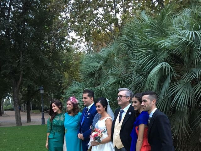 La boda de Alvaro y Paula en Madrid, Madrid 4