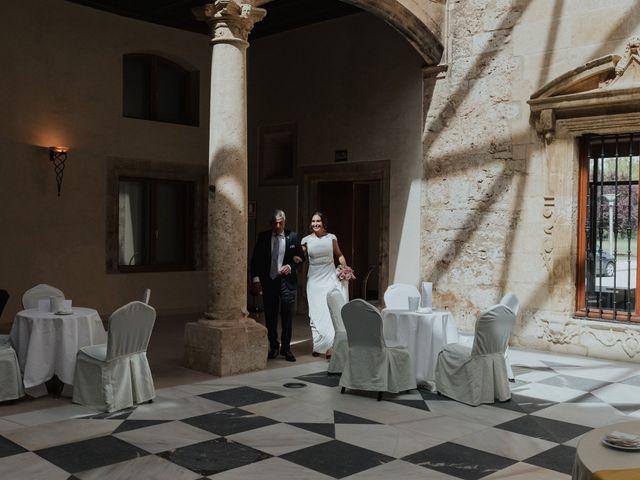 La boda de Óscar y Ana en Burgos, Burgos 25