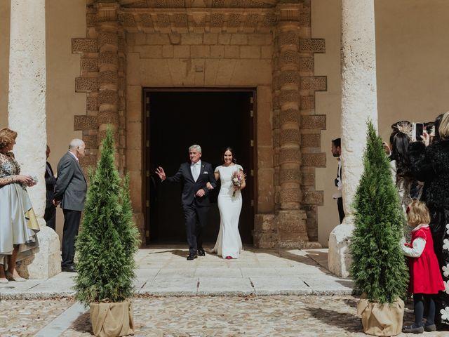 La boda de Óscar y Ana en Burgos, Burgos 28