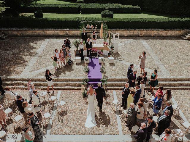 La boda de Óscar y Ana en Burgos, Burgos 1