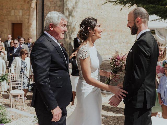 La boda de Óscar y Ana en Burgos, Burgos 29