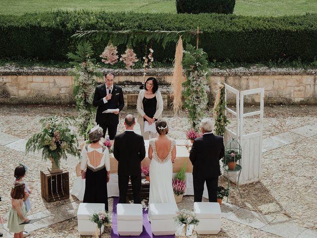 La boda de Óscar y Ana en Burgos, Burgos 31