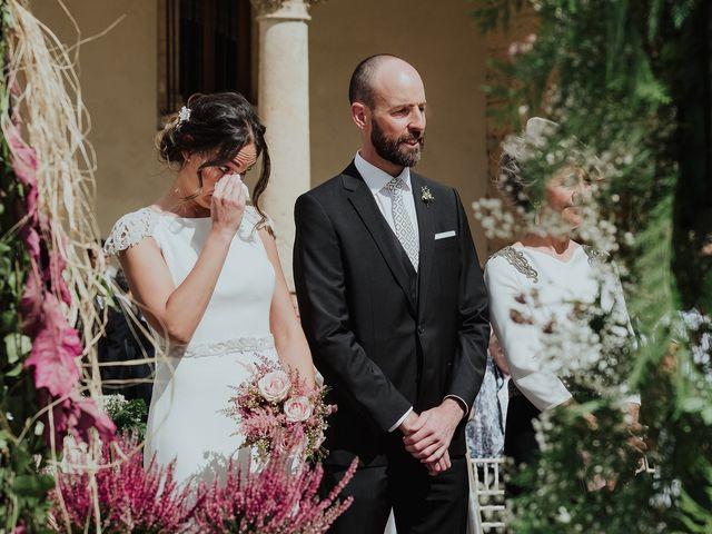 La boda de Óscar y Ana en Burgos, Burgos 32