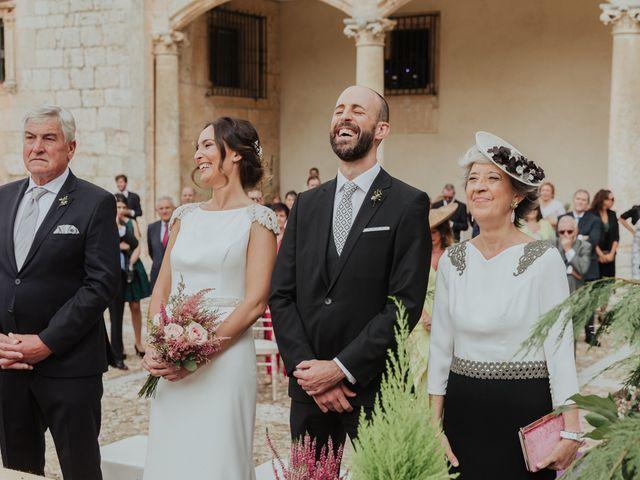 La boda de Óscar y Ana en Burgos, Burgos 35