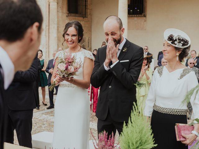 La boda de Óscar y Ana en Burgos, Burgos 36