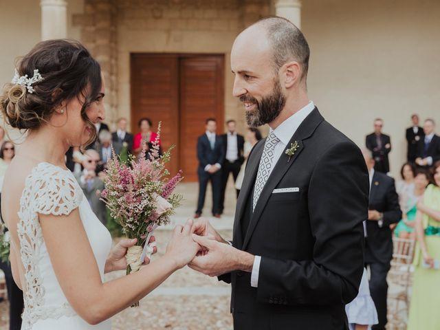 La boda de Óscar y Ana en Burgos, Burgos 40