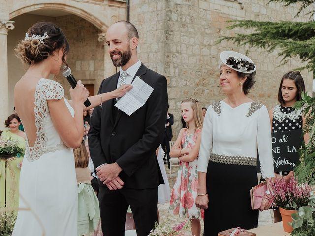 La boda de Óscar y Ana en Burgos, Burgos 43