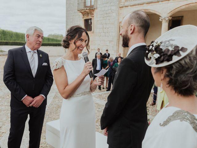 La boda de Óscar y Ana en Burgos, Burgos 44