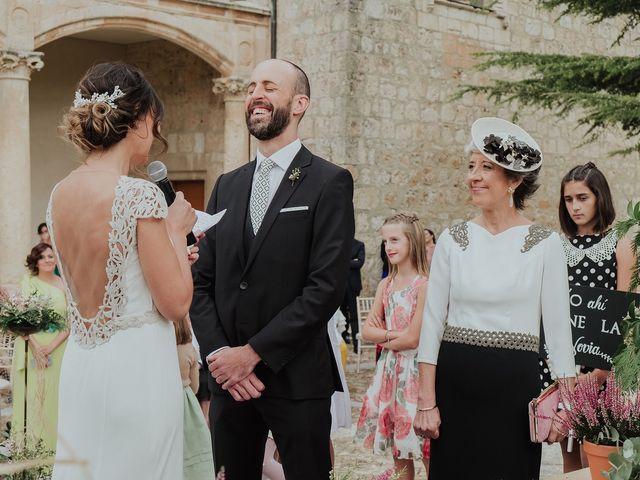 La boda de Óscar y Ana en Burgos, Burgos 45