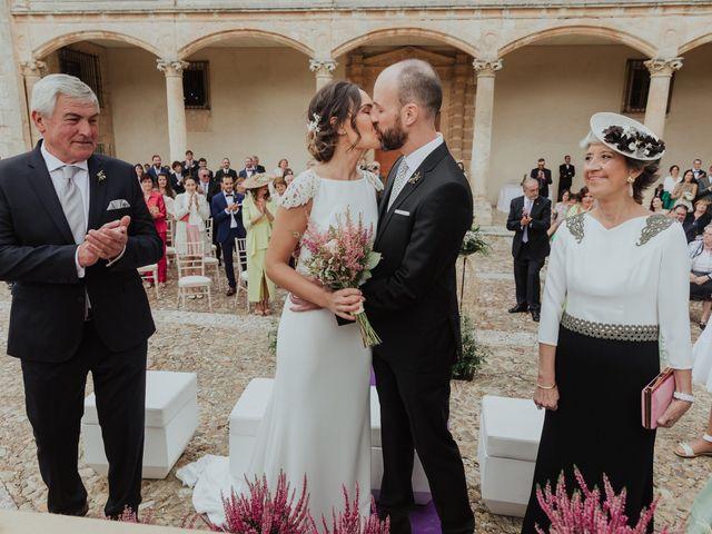 La boda de Óscar y Ana en Burgos, Burgos 48