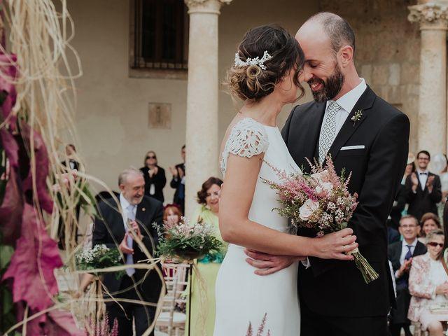 La boda de Óscar y Ana en Burgos, Burgos 49