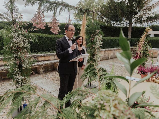 La boda de Óscar y Ana en Burgos, Burgos 50