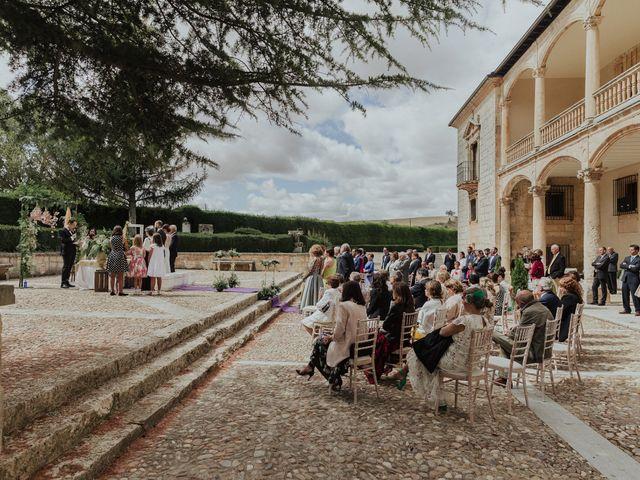 La boda de Óscar y Ana en Burgos, Burgos 51