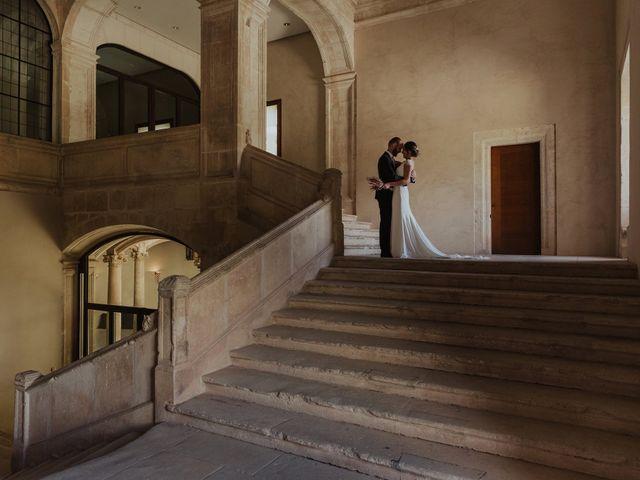La boda de Óscar y Ana en Burgos, Burgos 62