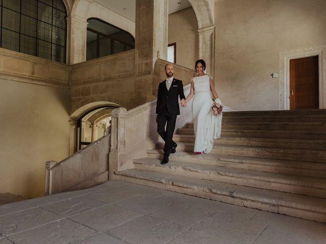 La boda de Óscar y Ana en Burgos, Burgos 63