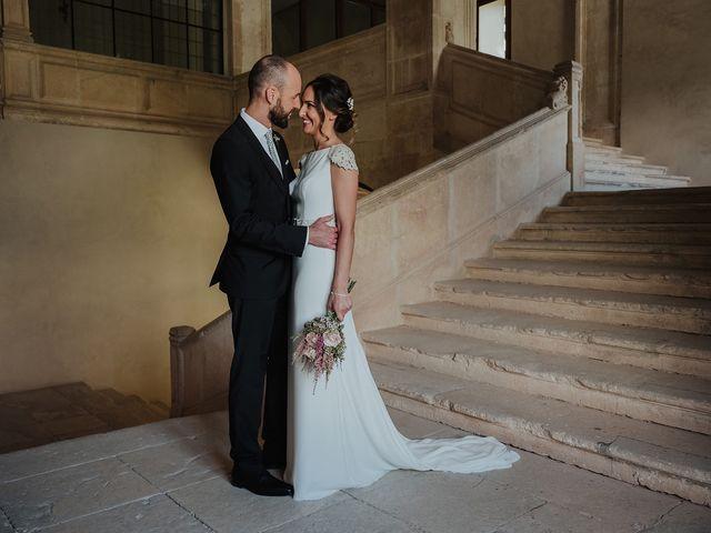 La boda de Óscar y Ana en Burgos, Burgos 64