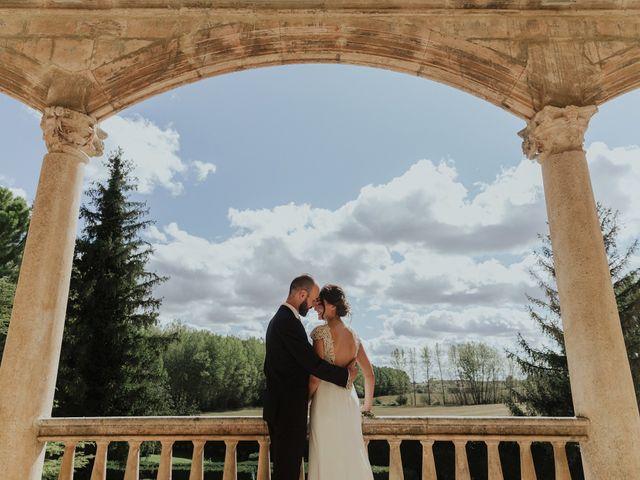 La boda de Óscar y Ana en Burgos, Burgos 65