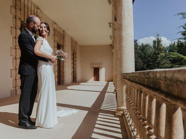 La boda de Óscar y Ana en Burgos, Burgos 66