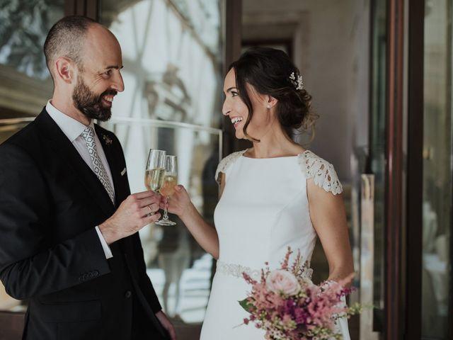 La boda de Óscar y Ana en Burgos, Burgos 72