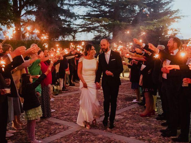 La boda de Óscar y Ana en Burgos, Burgos 2