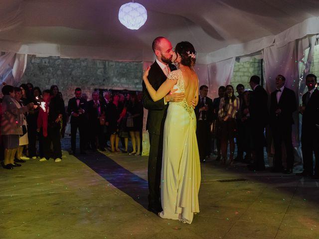 La boda de Óscar y Ana en Burgos, Burgos 90