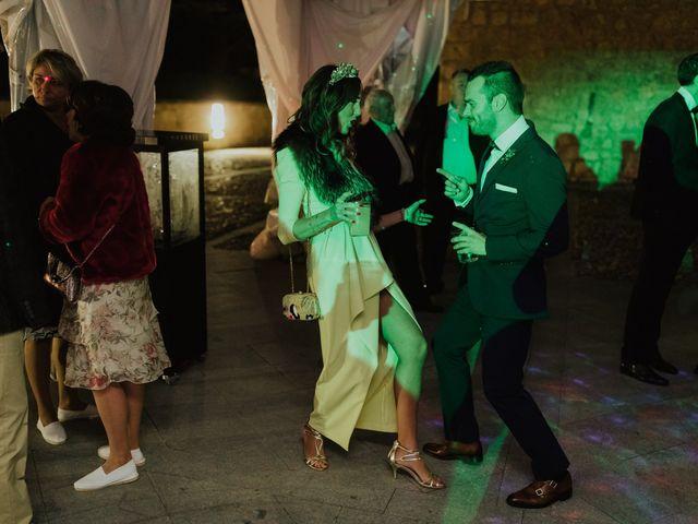 La boda de Óscar y Ana en Burgos, Burgos 91
