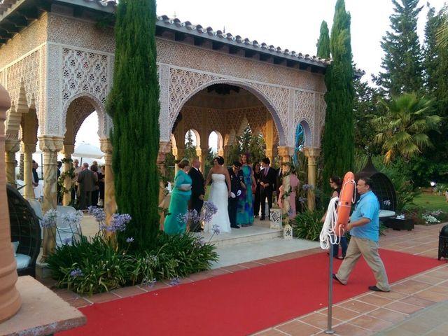 La boda de Rafa y Silvia en Alhaurin El Grande, Málaga 3
