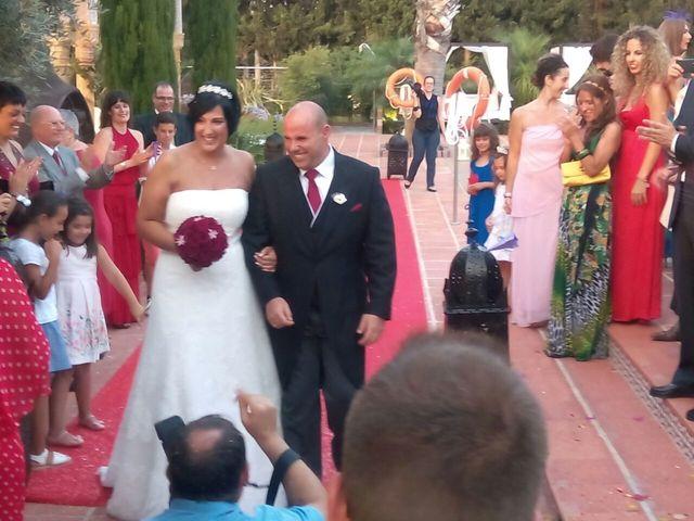 La boda de Rafa y Silvia en Alhaurin El Grande, Málaga 4