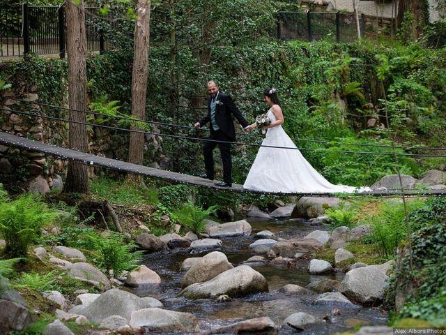 La boda de Edgar y Claudia en Montseny, Barcelona 2