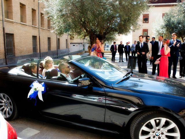 La boda de Pablo y Izabela en Barbastro, Huesca 4