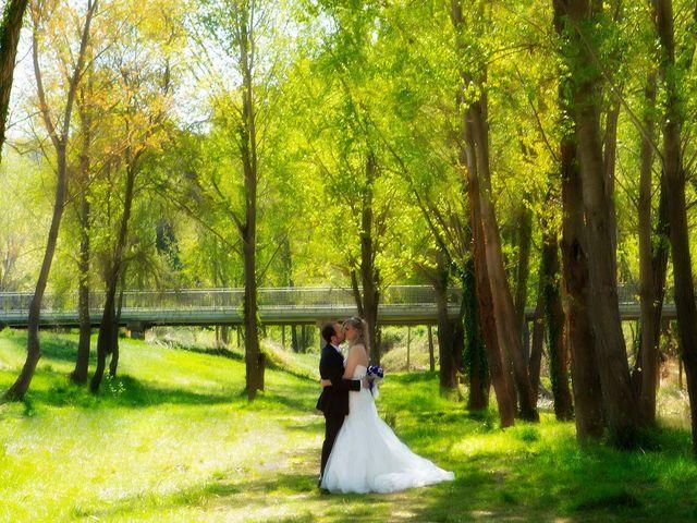 La boda de Pablo y Izabela en Barbastro, Huesca 22
