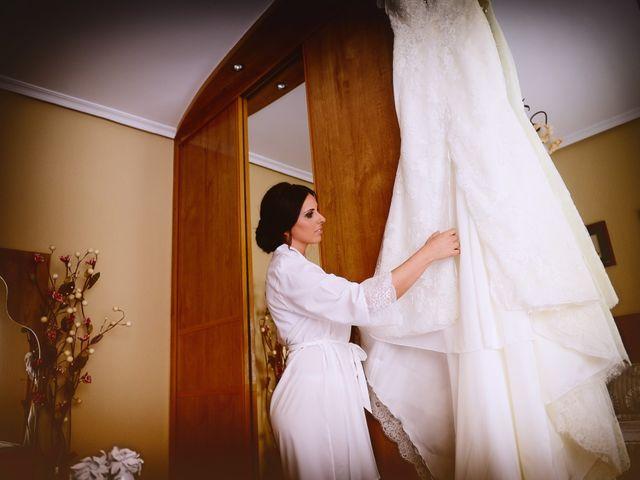 La boda de Juan Carlos y Elena en Plasencia, Cáceres 10