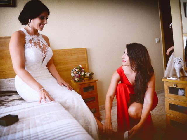 La boda de Juan Carlos y Elena en Plasencia, Cáceres 33