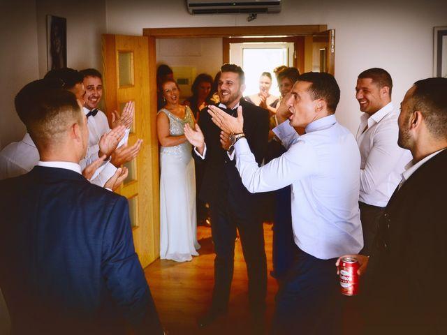 La boda de Juan Carlos y Elena en Plasencia, Cáceres 38